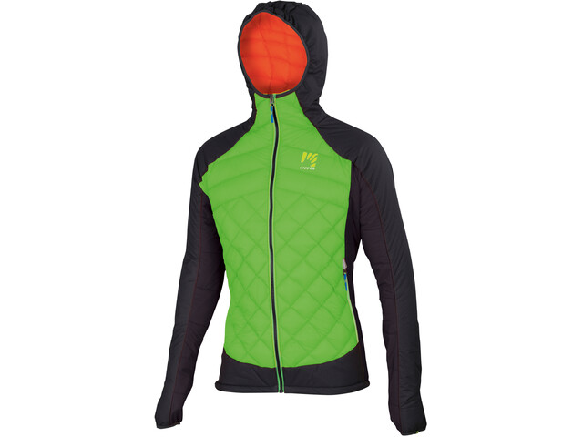 Karpos Lastei Active Plus Jacket Men, apple green/black